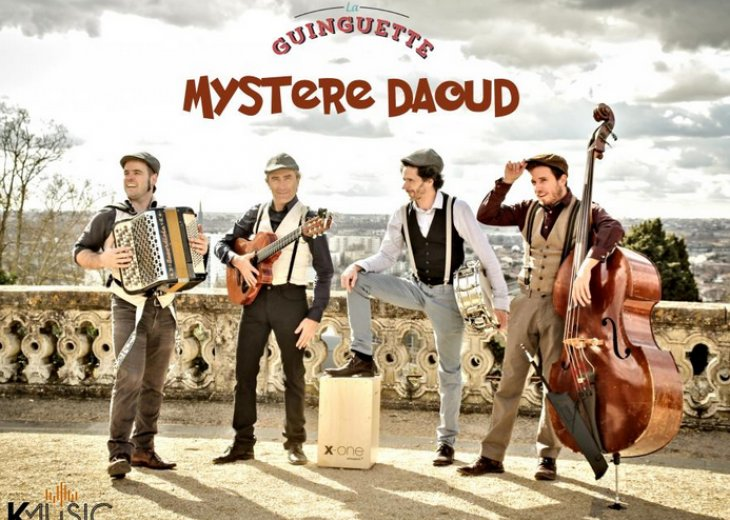 Mystere Daoud